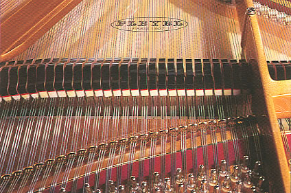 Pleyel Piano